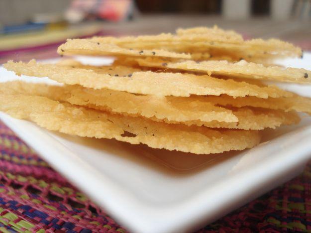 Chips di reggiano