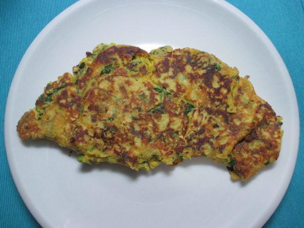 Frittata senza uova
