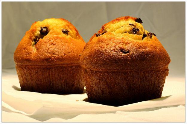 Muffin al cioccolato senza zucchero