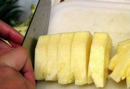ananas speziato frutta
