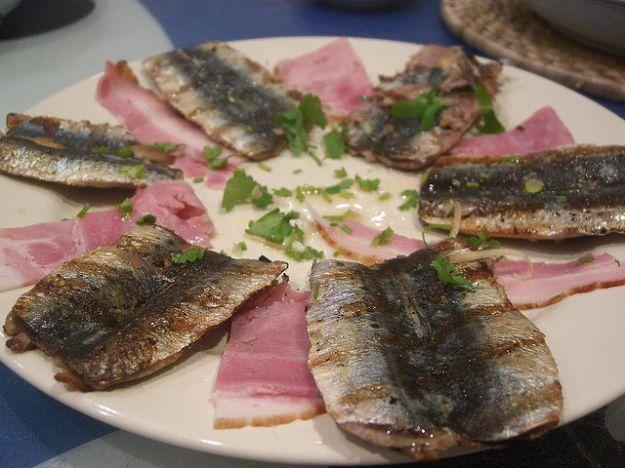 antipasti veloci sardine grigliate