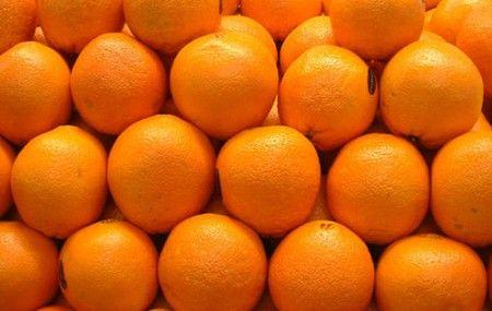 arance fresche
