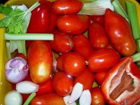 Pulite le verdure