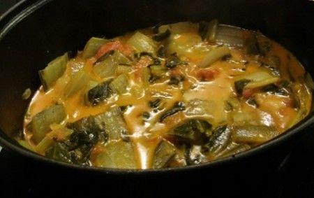 bietole curry