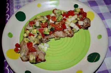 bistecca alla messicana