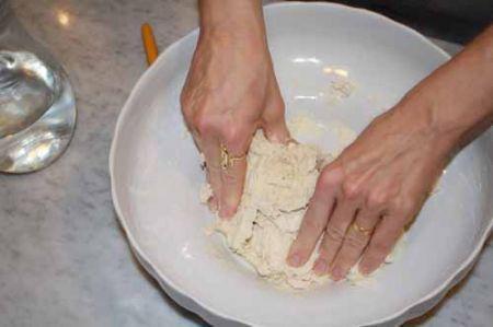 lavorate con le mani