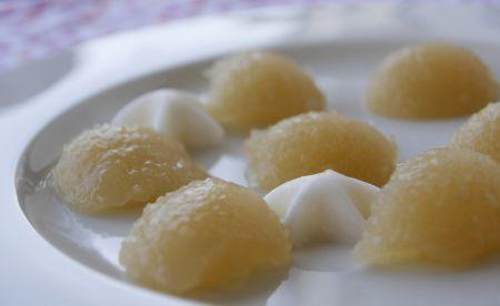 Budini di melone bianco