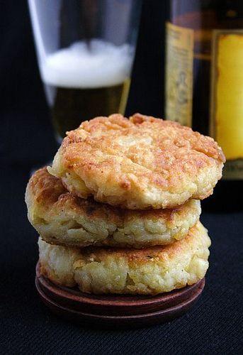 burger di patate