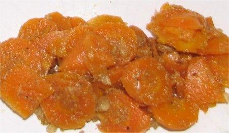 carote aglio