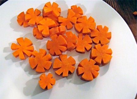 carote besciamella