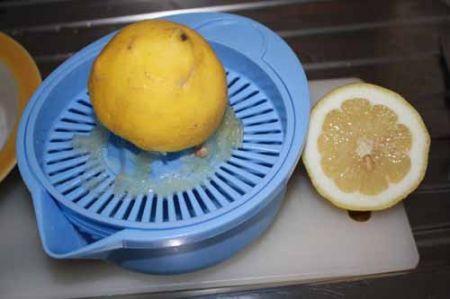 spremete il limone