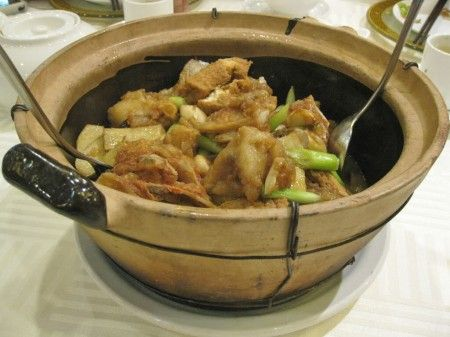 casseruola frutti di mare cinese