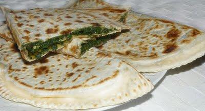 cassoni romagnoli agli spinaci