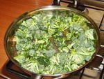 broccoli con soffritto