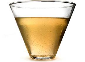 cocktail martini al pepe nero