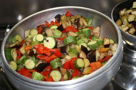 cous cous verdure estive