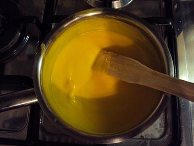 crema pasticcera giallo zabaione