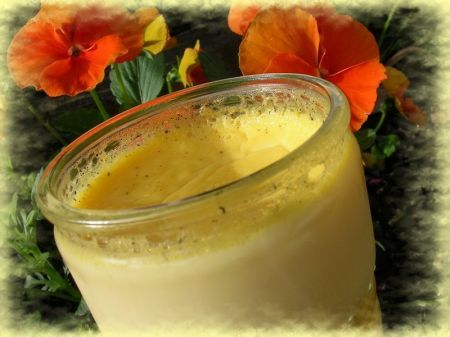 crema alla vaniglia rapida