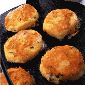 crocchette patate irlandesi