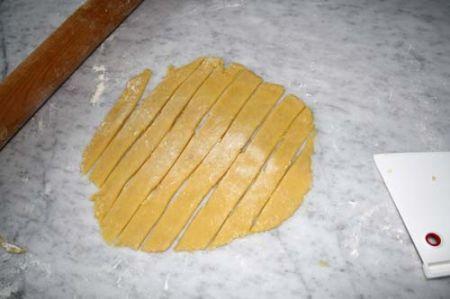 crostata con la marmellata