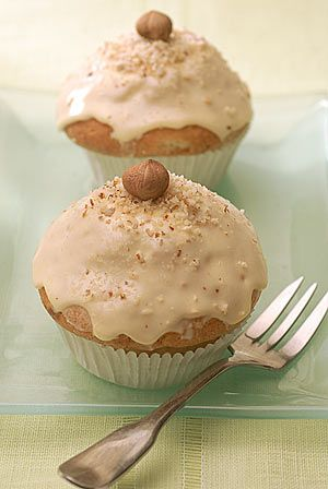 cupcake nocciola
