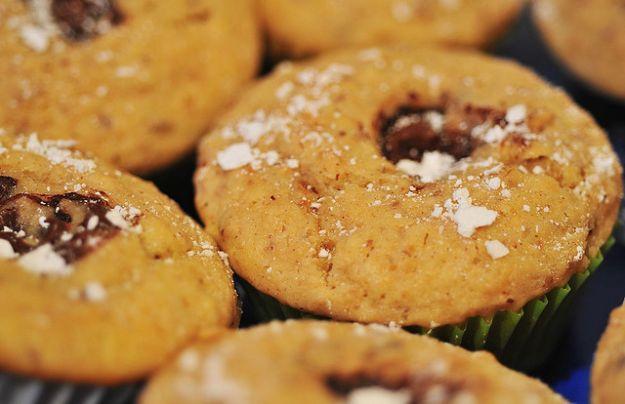 cupcakes con cuore di nutella