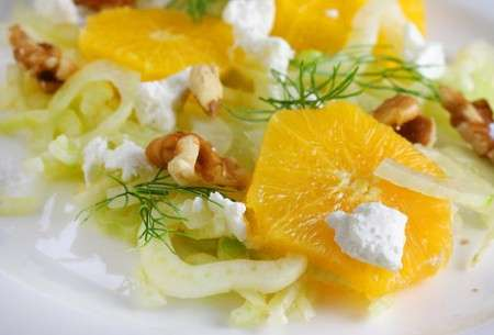 finocchi arance