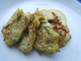 frittelle di sedano e verdure