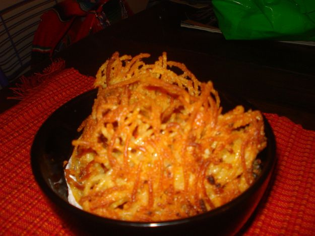 frittelle spaghetti ricetta carnevale