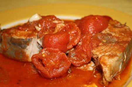goulash di pesce