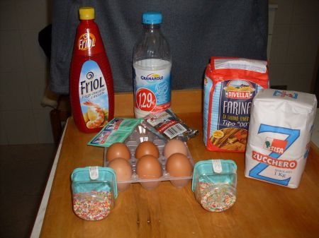 ingredienti scarcelle