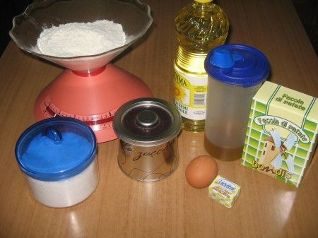 ingredienti taralli