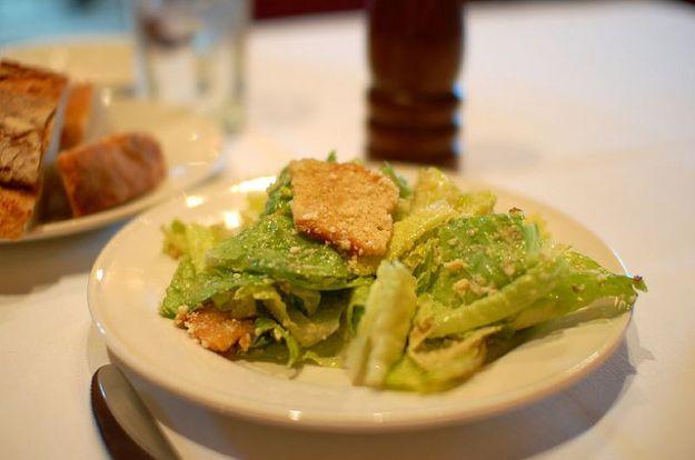 insalata con bottarga per natale