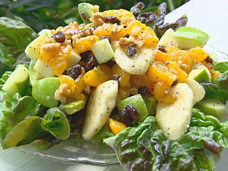 insalata di frutta e verdure