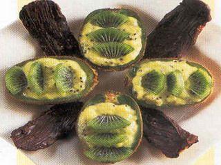 kiwi farcito