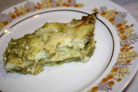lasagne al forno pesto portofino 01
