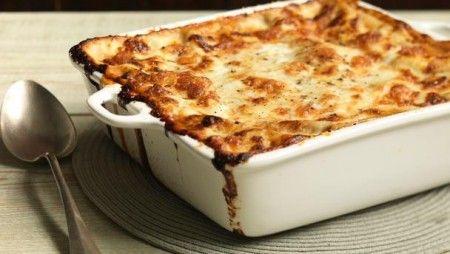 lasagne con lenticchie