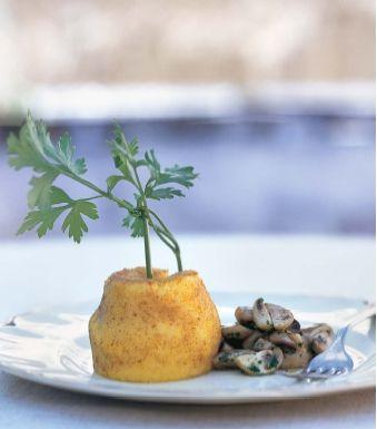 antipasto margottini bergamaschi con semolino
