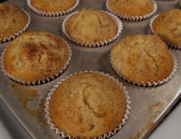 muffin alle pere