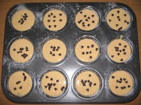 muffin teglia