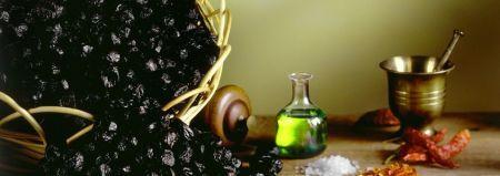 olive essiccate con aromi