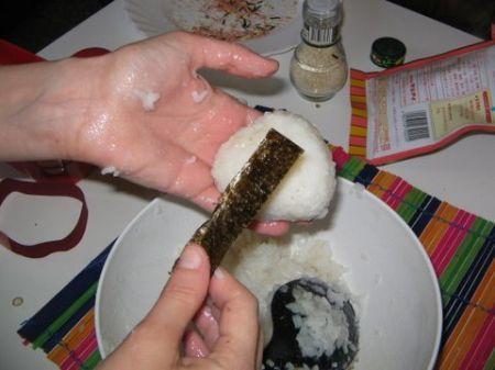 onigiri ricetta giapponese 07
