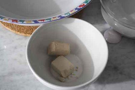pandolce cioccolato e nocciole