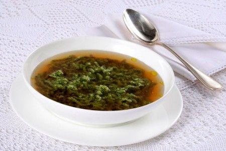 passatelli verdi spinaci