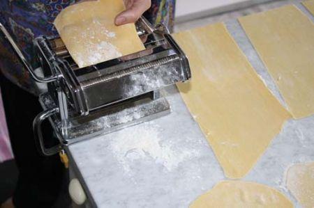 macchinetta della pasta