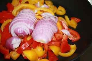 tagliate i peperoni