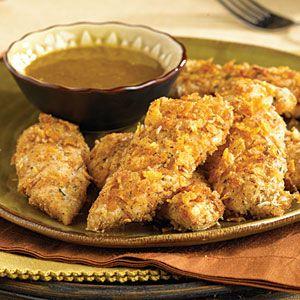 pepite di pollo al forno