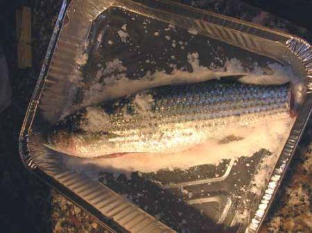 deponete il pesce