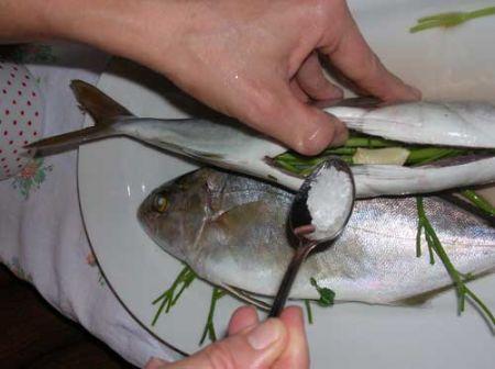 preparate i pesci