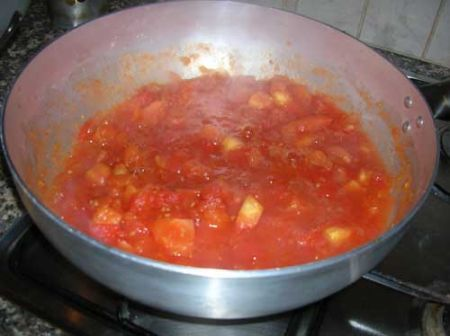 sughetto di pomodoro pronto